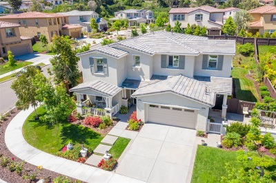 Carlsbad Single Family Home For Sale: 5421 Reef Cir