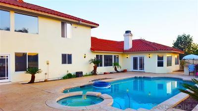 Murrieta, Temecula Single Family Home For Sale: 36275 Avenida La Cresta