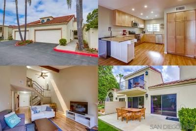 Carlsbad Townhouse For Sale: 3105 Calle Fuego