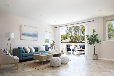 Carlsbad Townhouse For Sale: 3337 Lincoln St