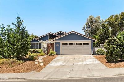 Scripps Ranch Single Family Home For Sale: 11815 Semillon Blvd