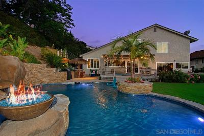 Del Cerro, Del Cerro Heights, Del Cerro Highlands, Del Cerro Terrace Single Family Home For Sale: 6270 Camino Corto