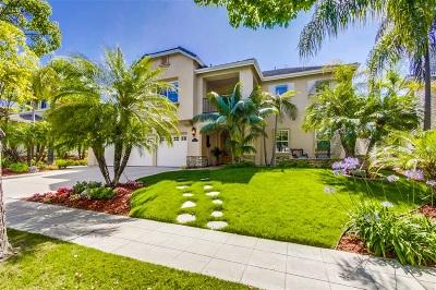 Chula Vista Single Family Home For Sale: 1137 Augusta Pl