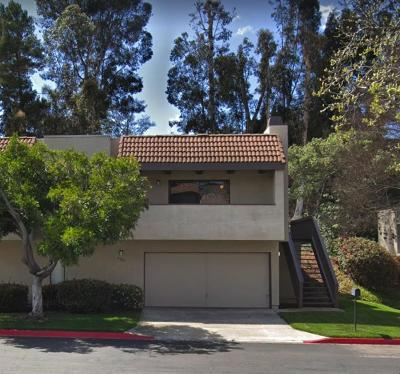 San Diego Townhouse For Sale: 5330 Reservoir