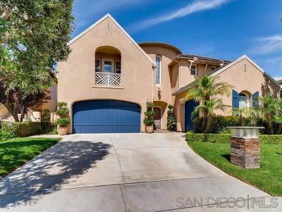 Single Family Home For Sale: 4145 Via Cangrejo