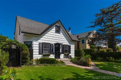 San Diego Multi Family 2-4 For Sale: 511-513 H Ave