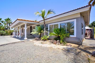 Valley Center Single Family Home For Sale: 15785 Villa Sierra Lane
