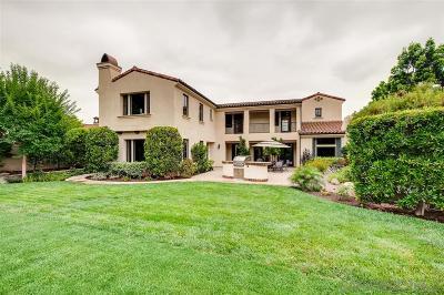 Single Family Home For Sale: 17039 San Antonio Rose Ct