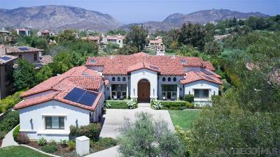 San Diego Single Family Home For Sale: 7773 Road To Zanzibar