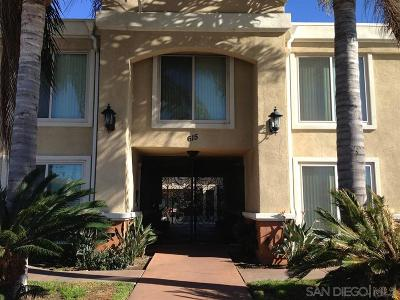 Imperial Beach Attached For Sale: 615 9th #22