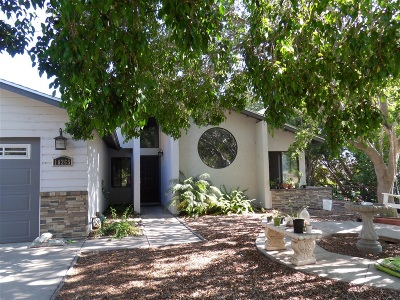 Santee Single Family Home For Sale: 10265 Summit Crest Dr