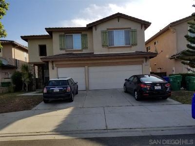 Single Family Home For Sale: 13357 Calderon