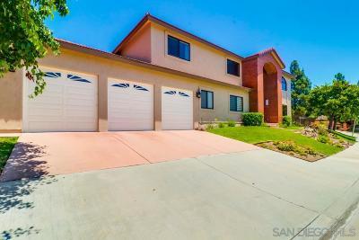 Del Cerro, Del Cerro Heights, Del Cerro Highlands, Del Cerro Terrace Single Family Home For Sale: 6756 Tema St