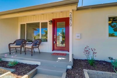 Single Family Home For Sale: 2879 Havasupai Ave