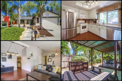 Oceanside Single Family Home For Sale: 5427 Stirrup Way