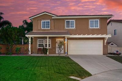 San Diego Single Family Home For Sale: 5854 Vista Santa Catarina