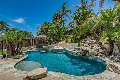 Oceanside Single Family Home For Sale: 601 Creekside Ave