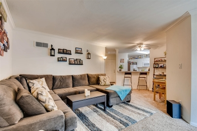 Attached For Sale: 7405 Charmant Dr #1915