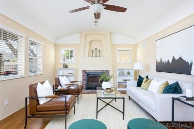 San Diego Multi Family 2-4 For Sale: 3562/64 Sydney Pl