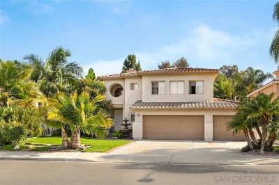 Oceanside Single Family Home For Sale: 426 Benevente Dr