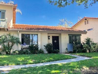 Carlsbad Attached For Sale: 6978 Batiquitos St