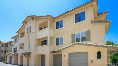 Townhouse For Sale: 3171 Dehesa #5