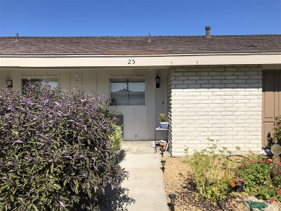 Oceanside Single Family Home For Sale: 3660 Vista Campana N #25