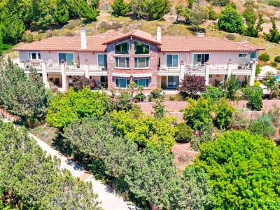Fallbrook Single Family Home For Sale: 2842 Lakemont Dr