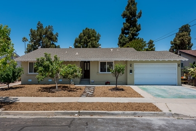 Chula Vista Multi Family 2-4 For Sale: 65 E Shasta
