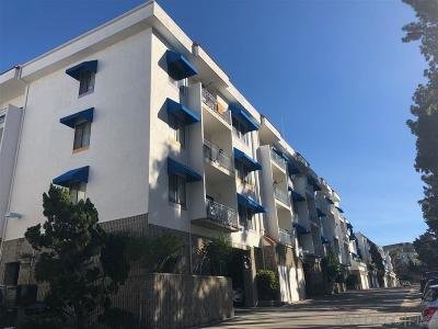San Diego County Attached For Sale: 8332 Regents Rd #d
