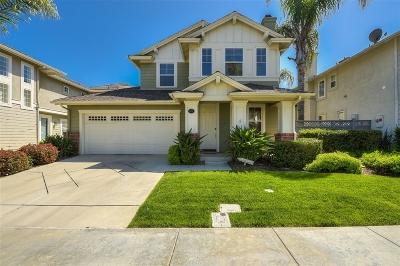 Carlsbad Single Family Home For Sale: 7070 Leeward Street