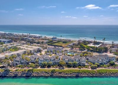 Del Mar Attached For Sale: 2929 Sandy Pointe #18 & 19