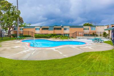San Diego County Attached For Sale: 8765 Lake Murray Blvd #9