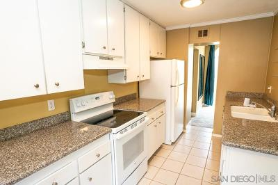 San Diego County Attached For Sale: 4875 Collwood Blvd #B