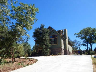 Julian CA Single Family Home For Sale: $479,000