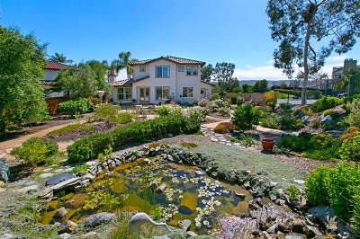 Carlsbad Single Family Home For Sale: 2270 Vista La Nisa