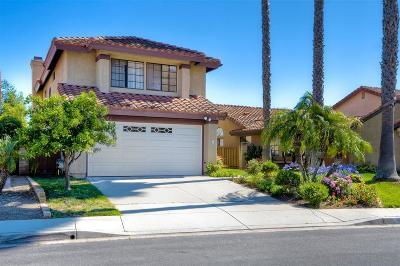 Single Family Home For Sale: 11653 Springside Rd
