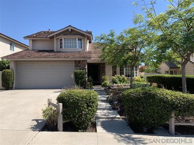 Spring Valley Single Family Home For Sale: 10309 Moorpark Street
