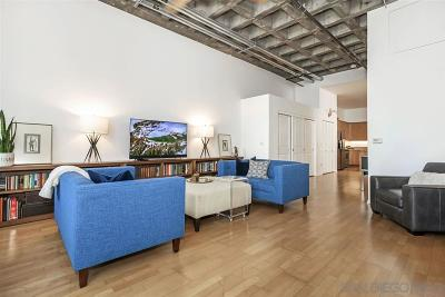 San Diego Attached For Sale: 3211 5th Avenue #308
