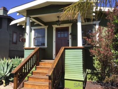 North Park Rental For Rent: 3777 Louisiana
