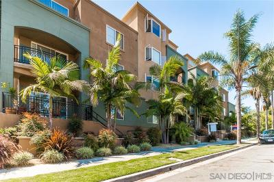 San Diego Attached For Sale: 3990 Centre St #202