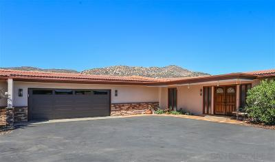 Single Family Home For Sale: 626 Singing Vista Court
