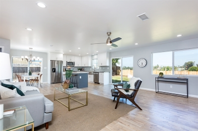 San Diego Single Family Home For Sale: 4934 Almayo Ct