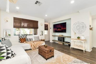 Chula Vista Attached For Sale: 2770 Sparta Rd #4