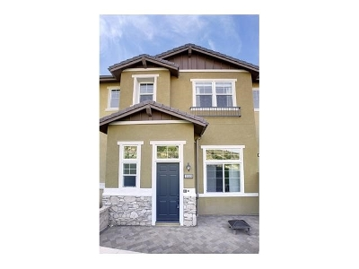 Townhouse For Sale: 3040 Cole Grade Dr.