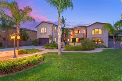 San Diego Single Family Home For Sale: 15572 Via La Ventana
