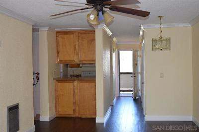 San Diego Attached For Sale: 4041 Oakcrest Drive #303