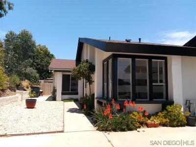 Chula Vista Single Family Home For Sale: 303 Corte Nacion