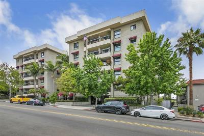San Diego Attached For Sale: 3570 1 St Ave #1
