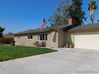 Lakeside Single Family Home For Sale: 12524 Lemon Crest Drive